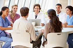 Patient engagement can start with involving patients and families in their health care.